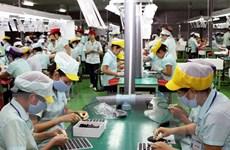 Lao động ngành điện tử chỉ tham gia vào chuỗi cung ứng giá trị thấp
