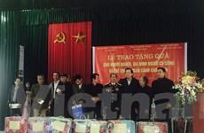 Trao 240 phần quà cho các đối tượng chính sách xã hội tại Hà Nam
