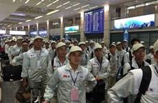 Nghệ An đứng đầu danh sách số huyện bị cấm tuyển lao động đi Hàn Quốc