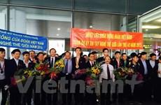 Đoàn Việt Nam tham dự Kỳ thi Tay nghề thế giới với 13 thí sinh