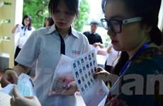 Kỳ thi THPT Quốc gia: 49 thí sinh bị đình chỉ trong ngày thi đầu tiên