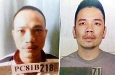 Đã bắt được một trong hai tử tù trốn trại giam của Bộ Công an