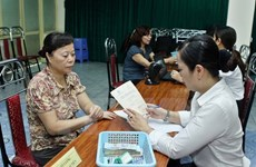 Lao động nữ thiệt 10% khi về hưu năm 2018: Không thể hết bất bình đẳng