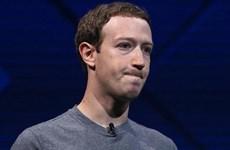 CEO Facebook M. Zuckerberg tiếp tục đăng lời xin lỗi trên các báo Anh