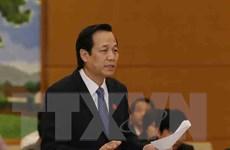Bộ trưởng Đào Ngọc Dung cam kết chấn chỉnh tình trạng 'đem con bỏ chợ'