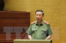 Bộ trưởng Tô Lâm: Điều động 25.000 công an chính quy xuống công an xã
