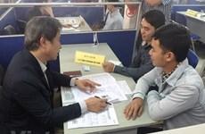 Hơn 1.500 lao động Việt cư trú bất hợp pháp tại Hàn Quốc đã về nước