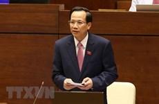 Bộ trưởng Đào Ngọc Dung dành 12 ngày để tiếp công dân trong năm 2019