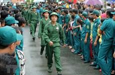 Hà Nội: Hơn 1.100 việc làm cho lực lượng bộ đội xuất ngũ