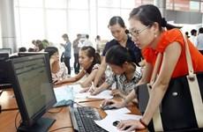 Giải quyết việc làm cho trên 484.000 lao động trong 4 tháng đầu năm