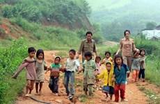 Triển khai tháng hành động vì trẻ em nghèo, dân tộc thiểu số