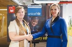 Hỗ trợ đào tạo kỹ năng nghề cho 11.000 học sinh ở những vùng khó khăn