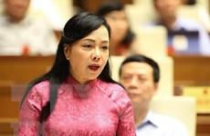 Bộ trưởng Bộ Y tế  'trải lòng' trước khi Quốc hội miễn nhiệm