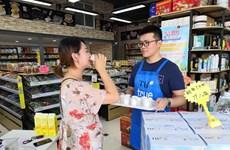 Xuất khẩu lô sữa đầu tiên của Việt Nam sang thị trường Trung Quốc
