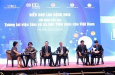 ILO: Chất lượng việc làm đang là một thách thức đối với Việt Nam