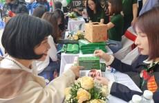 Hà Nội: Giới thiệu khoảng 3.500 cơ hội việc làm cho sinh viên