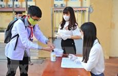 Còn 30% trường học thiếu nước sạch và điều kiện vệ sinh cá nhân