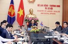 ASEAN chung tay ứng phó tác động của dịch COVID-19 đối với lao động