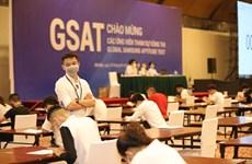 Hơn 2.000 kỹ sư tham gia kỳ thi tuyển dụng của Samsung Việt Nam
