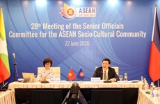 Việt Nam ưu tiên mục tiêu vì một 'ASEAN gắn kết và chủ động thích ứng'