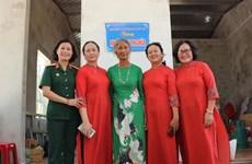 Hành trình chia sẻ yêu thương với cựu nữ thanh niên xung phong đơn côi