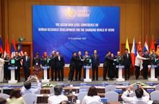 Phát triển nhân lực là kim chỉ nam phát triển cho Cộng đồng ASEAN