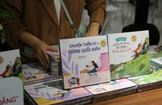 Công bố bộ sách về bình đẳng giới cho thiếu nhi đầu tiên tại Việt Nam