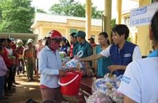 Hỗ trợ 26,3 tỷ đồng để người dân Quảng Bình, Quảng Trị phục hồi sau lũ