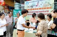 Thích ứng với già hoá dân số: Hỗ trợ sinh kế cho riêng người cao tuổi
