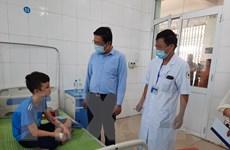 Hỗ trợ khẩn cấp đối với cháu bé làm thuê bị bạo hành ở Bắc Ninh