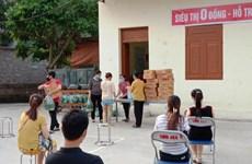 Kịp thời hỗ trợ không để người lao động tại các khu cách ly thiếu đói