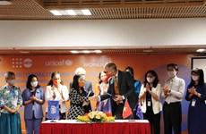 Hơn 160 tỷ đồng hỗ trợ VN chấm dứt bạo lực với phụ nữ và trẻ em