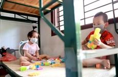 Hỗ trợ tiền ăn 80.000 đồng/ngày cho trẻ em đang điều trị, cách ly