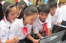 UNICEF hoanh nghênh chương trình bảo vệ trẻ em trên mạng của Việt Nam