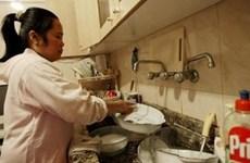 ILO: Còn khoảng cách từ quy định đến tuân thủ pháp luật về giúp việc