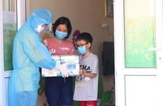 Tiếp nhận 10 tỷ đồng của Vinamilk để hỗ trợ, mua vaccine cho trẻ em