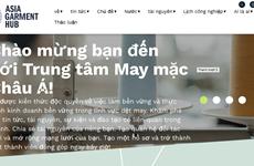 Ra mắt cổng thông tin thúc đẩy việc làm của ngành dệt may châu Á