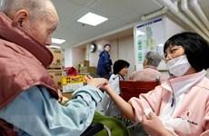 Gần 1.900 điều dưỡng, hộ lý Việt Nam đã sang làm việc tại Nhật Bản