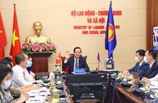ASCC lần thứ 26: Việt Nam ủng hộ sáng kiến về nền kinh tế chăm sóc