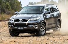 Toyota Việt Nam triệu hồi 190 xe Fortuner để kiểm tra hệ thống phanh
