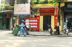 Hà Nội: Đảm bảo vệ sinh môi trường sạch, đẹp trong kỳ bầu cử
