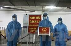 Ngày bầu cử đặc biệt của cử tri ở điểm cách ly 21 ngày tại Hà Nội