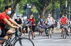 Đóng cửa quán gym, công viên, người dân đổ xô đi mua xe đạp mùa dịch