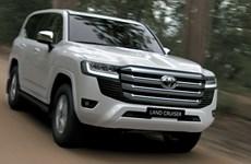 Toyota Land Cruiser hoàn toàn mới về Việt Nam, giá từ 4,06 tỷ đồng