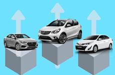 10 ôtô bán chạy nhất tháng Sáu: Fadil bỏ xa Vios, Accent
