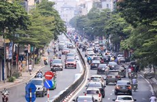 Hà Nội ngày đầu bỏ 39 chốt kiểm soát: Đường phố đông đúc giờ cao điểm