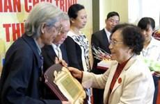 Trao Giải thưởng Văn hóa Phan Châu Trinh lần VII