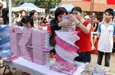 Đa dạng hoạt động ở Ngày Sách Việt Nam lần thứ nhất