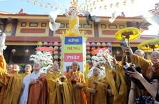 Đại lễ Vesak Liên hợp quốc 2014: Phát triển du lịch tâm linh