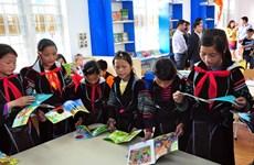 Xây dựng thư viện The Morning cho học sinh vùng cao